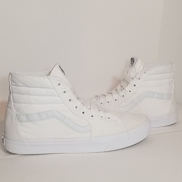 Vans Other - Vans Off the Wall White Size 10.5 Mens